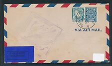 82546) Irland Ireland FF Foynes - New York 30.6.39, cover