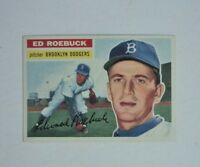 1956 Topps #58 Ed Roebuck Dodgers MINT - 24 hour FLASH SALE