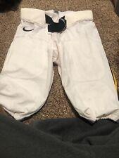 Authentic Game Worn Wvu Jersey Pants Pro Combat From Last Backyard Brawl