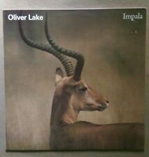 Oliver Lake / Impala (LP Used) Gramavision 18-8710-1 *Promo Copy
