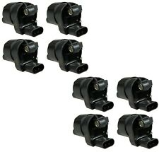 Set of 8 NGK Direct Ignition Coils for Buick Cadillac Chevrolet GMC Hummer Saab
