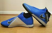 Nike Phantom Vision Academy IC AO3267-400 Indoor Soccer Shoes Mens Sizes VSN