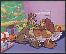 R806. Grenada - MNH - Cartoons - Disney's - Christmas - Lady and the Tramp
