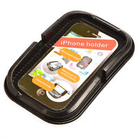 Tapis Support Antidérapant Anti-Slip Silicone Voiture Tableau de Bord Smartphone