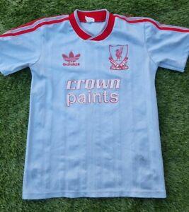 Childs Retro Liverpool Shirt 87/88 season size 76/81 'Large Boys'
