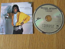 MICHAEL JACKSON CD SINGLE LIBERIAN GIRL  ORIGINAL CARD SLEEVE
