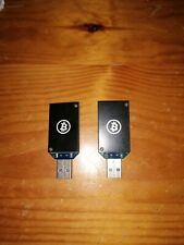 2 ASIC USB Bitminers
