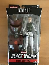 Marvel Legends Series Black Widow Yelena Belova Baf Action Figure In Hand New