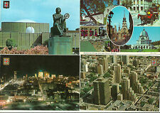 LOT OF 10 MONTREAL, QUEBEC, CANADA CHROME POSTCARDS   L-103