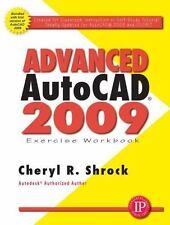 Advanced AutoCAD 2009: Exercise Workbook-ExLibrary
