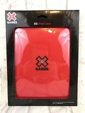 ESPN X Games Red XG iPad Case New Gift Hard Case