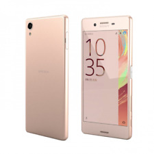 NEW Sony Xperia X F5122 64GB ROSE GOLD 5-Inch 13MP/23MP LTE FACTORY UNLOCKED