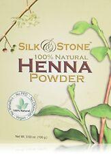 Silk and Stone 100% Pure and Natural Henna Powder Organically Grown Hair Dye
