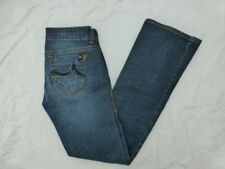 JUNIORS DKNY EXTREME BROOKLYN BOOTCUT JEANS SIZE 5x31 #W2723