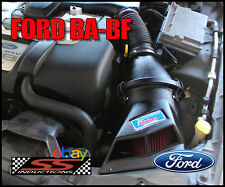 FORD BA-BF ALL 6CYL, ALL XR6 - SS INDUCTIONS GROWLER COLD AIR INDUCTION KIT
