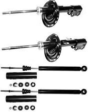 For Toyota Sienna 8 Passenger FWD 07-10 Front Struts & Rear Shocks Monroe