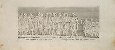 Antike Septimus Severus Rom Antike Triumphbogen Tor Relief Imperium Romanum Roma