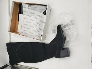 Bamboo Agent ladies boot size 10 tall knee high NICE NEW LOOK