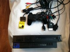 Sony PS2 Game Console 32MB 1280x1024 Stereo w 2 games 8MB memory card