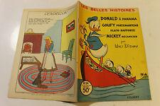 LES BELLES HISTOIRES DE DISNEY 24 janvier  1956 DONALD a panama