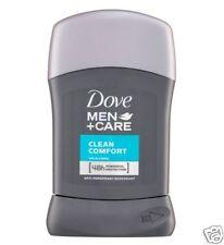 3x Dove Hommes Nettoyage Entretien Confort Anti-transpirant Bâton Déodorant 50ml