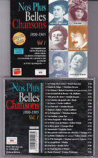 CD 22T 1890-1905 BOTREL/BACH/POLAIRE/BRUANT/DARTY/GUILBERT/ELVAL/MARCOUX/DAMIA