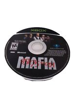 Mafia (Microsoft Xbox, 2004) Disc Only Tested Fast Shipping