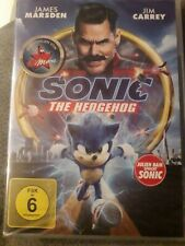 SONIC THE HEDGEHOG (2020)~DVD-EDITION