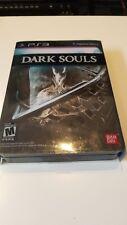 Dark souls 1 Collector's edition + Future press collector strategy guide - CIB