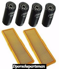 Porsche 928 MAHLE Filters Kit ( Air & Oil filters) NEW #NS