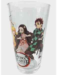 Demon Slayer: Kimetsu No Yaiba Characters Pint Glass