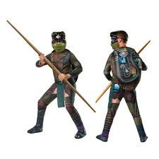 Boys Ninja Turtles Donatello Costume Size Medium 8-10