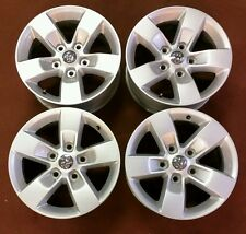 """Set 4 Factory Oem Dodge Ram Durango Dakota 1500 17"""" Wheels Stock Rims 2448 5x5.5"""