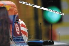 9x6 Photograph, Roland Ratzenberger  Simtek S941  San Marino GP  Imola 1994