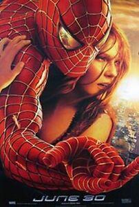 Spiderman 2 (Single Sided) Advance) Original Movie Poster