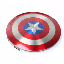 Avengers Captain Shield Power Bank Charger USB 6800mAh for all Mobile phones
