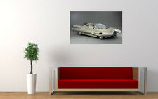 "FORD X2000 CONCEPT CAR PRINT WALL POSTER PICTURE 33.1"" x 20.7"""
