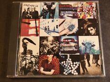 U2: Achtung Baby (strongVG++ 1991 Island US CD)