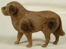 OLD CELLULOID TOY ANIMAL - DOG, V CO USA MARK