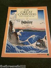 GREAT COMPOSERS #42 - DEBUSSY - LA MER and NOCTURNES
