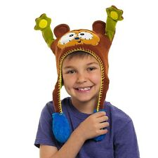 Flipeez Huggy Monkey Action Hat Cap