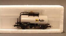 Roco HO Tank Car with Brake Platform Agip 46668