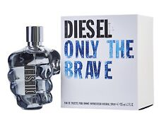 Diesel Only The Brave 125mL EDT Spray Perfume Fragrance for Men COD PayPal
