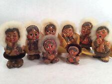vintage NABER Alaska/Eskimo Dolls