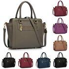Ladies Fashion designer Style Grab Tote Womens Handbag Shoulder Bag