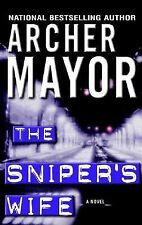 BUY 2 GET 1 FREE The Sniper's Wife by Archer Mayor (2002, Hardcover)