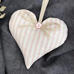 Peony and Sage Pink Eva Stripe & Olive & Daisy Grey Betsy Linen Lavender Heart
