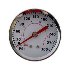 Husky 2 In Back Mount Pressure Gauge For All Compressors 0-300 PSI