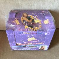 Sabrina The Teenage Witch Sealed Trading Card Box 36 Packs Dart + Bonus Bear