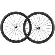 50mm  Road Bike Carbon Wheels Superteam Bicycle Wheelset Chosen 7187 Hub